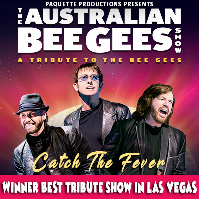 Paquette Productions Presents Australian Bee Gees Show: A Tribute To The Bee Gees